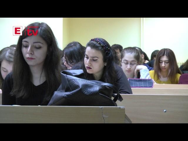 Gazi Üniversitesi Eczac?l?k Fakültesi Tan?t?m Filmi - 2017