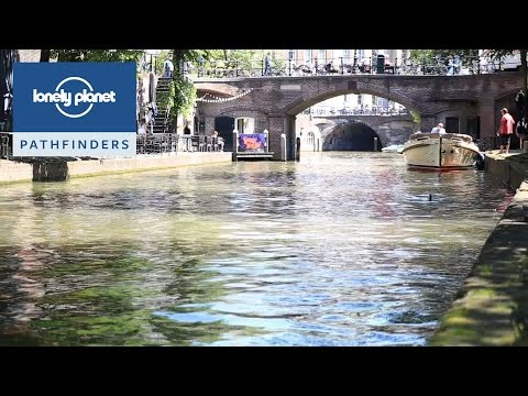 A Day in Utrecht, the Netherlands - Lonely Planet vlog