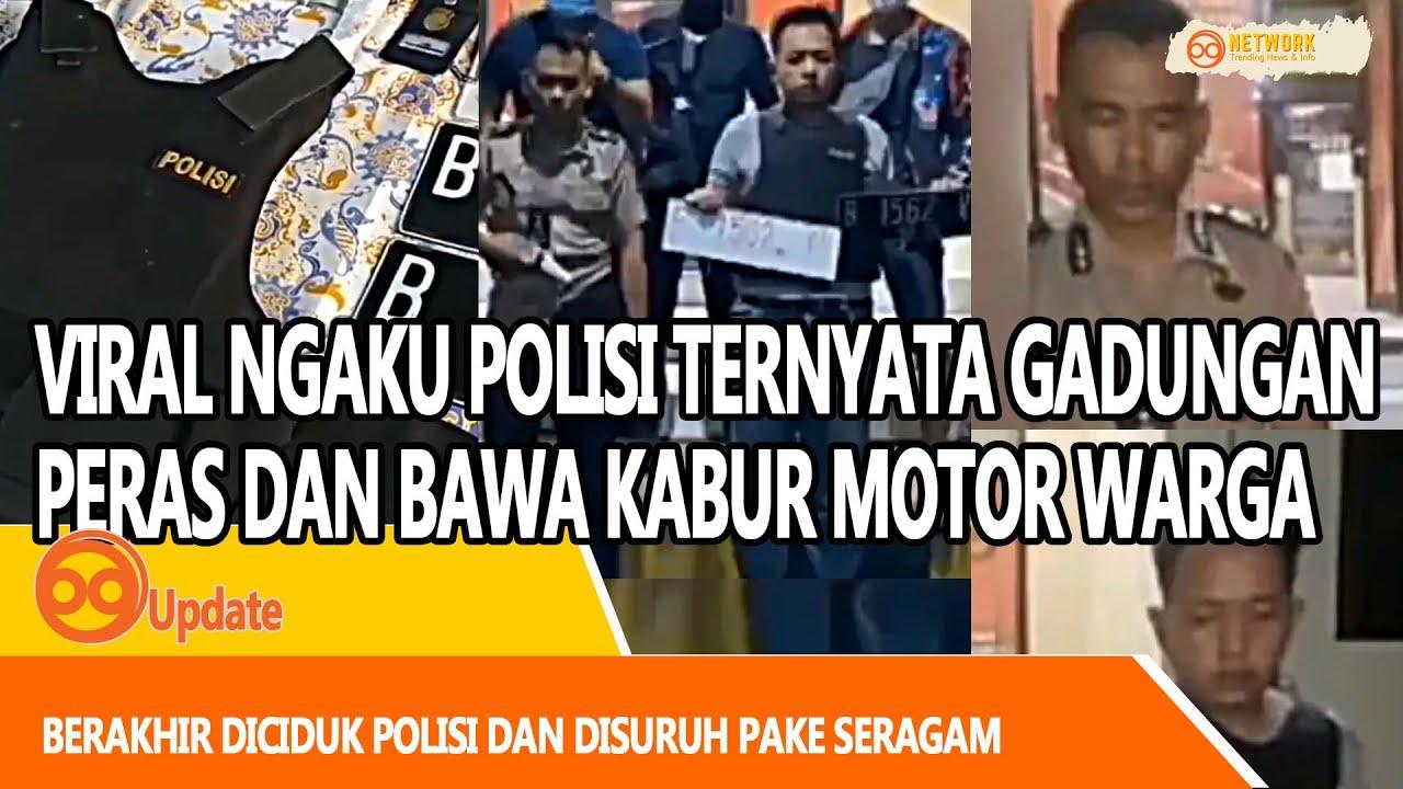 Download Viral Tampang Kusut Dua Polisi Gadungan Di Cianjur