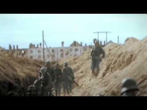 Кадры Сталинградской битвы 1942 1943