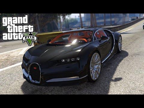 GTA 5 Mods - BEST LOOKING CAR IN GTA 5