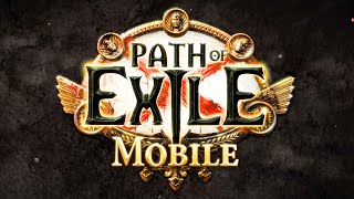 Path Of Exile Mobile - Official Announcement Trailer