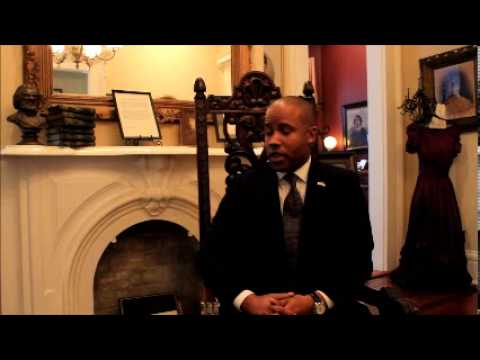 The New Orleans Tribune with U.S. Attorney Kenneth Polite