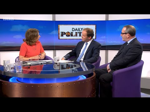 Daily Politics: MPs speak out on Sunday Trading