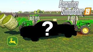 2000'S FARMING NEW FARM TRUCK!? | (ROLEPLAY) FARMING SIMULATOR 2019