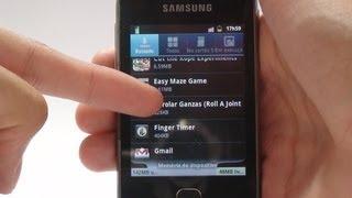 Como passar aplicativos e jogos para o Cartão SD (e vice-versa) - Galaxy Y