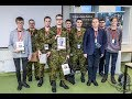 Conscripts' from the cyber command unit organized a defense industry product development competition