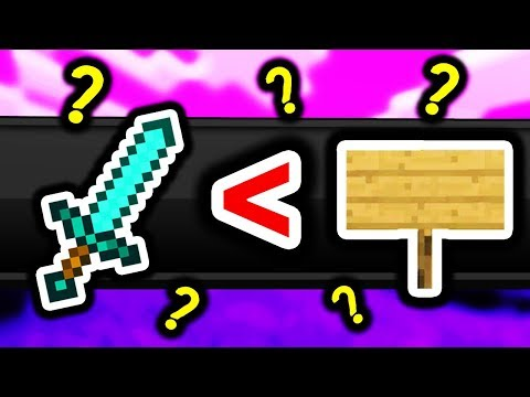 THIS SIGN IS STRONGER THAN A DIAMOND SWORD (Minecraft Boundless Modpack #7)