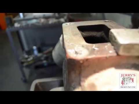 Broken Easy Out Inside a Broken Bolt - Extraction - Part 1