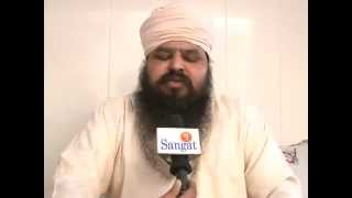 We Support Sant Dhadrianwale: SANT BABA SATNAM SINGH JI during False Allegations Campaign