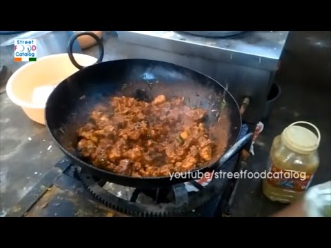 Hyderabad Curry Point Chicken Curry Recipes || Non Veg Recipes || Street Food India