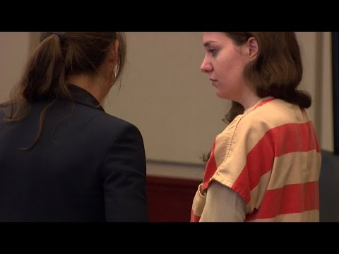 Shayna Hubers sentenced to 40 years in prison