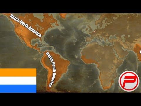 EU4 - Timelapse - Dutch Empire