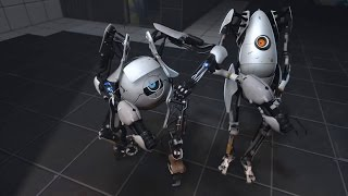 Portal 2 Co-op. There