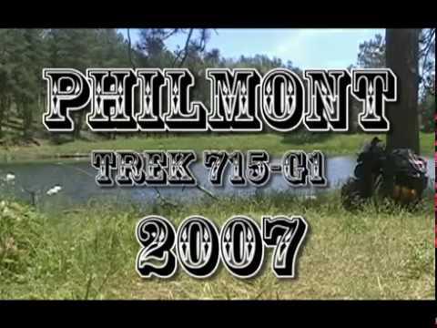 Philmont High Adventure Trip 2007