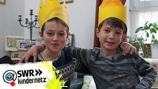 Carl und Rufus feiern das Dreikönigsfest  Schmecksplosion  SWR Kindernetz