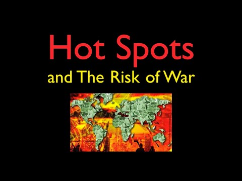 Hot Spots and The Risk of War