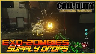 Call Of Duty - Exo Zombies, Exo Suit Abilities,Infection,Supply Drops ROUNDS 1-15 Part 4