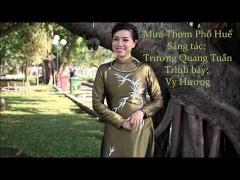 Mưa Thom Phố Huế - Vy Hương