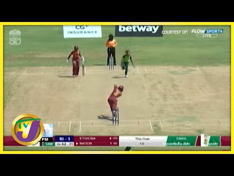 West Indies Women Suffer 9 Wicket Loss to South Africa - Sept 10 2021