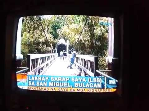 Lakbay Sarap Saya sa San Miguel Bulacan