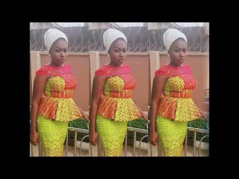INCREDIBLE Dress Designs for the Weekend - Top ANKARA styles AND African fashions