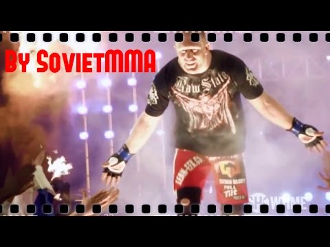 MMA - and the world's gonna know your name by SovietMMA