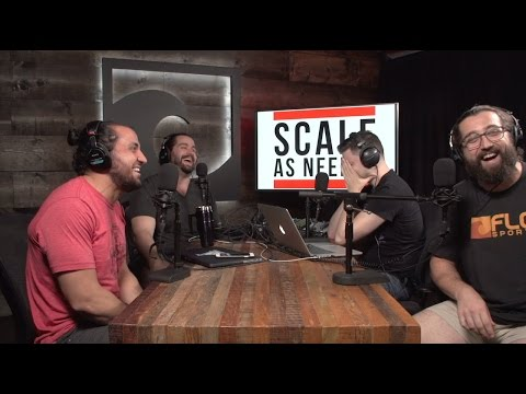 Scale As Needed Podcast 37 (Full Episode): The 2017 Open Is Over + It, Spiderman, Justice League