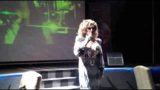 """Заза Наполи в клубе """"Распутин"""", 22 февраля 2013 г."""