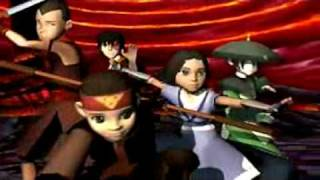 Avatar: The Last Airbender-Into the Inferno - JoinMii.net Wii Trailer