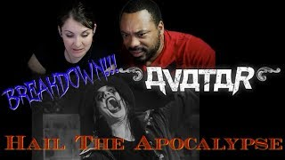 Avatar Hail The Apocalypse Live Reaction!! MP3