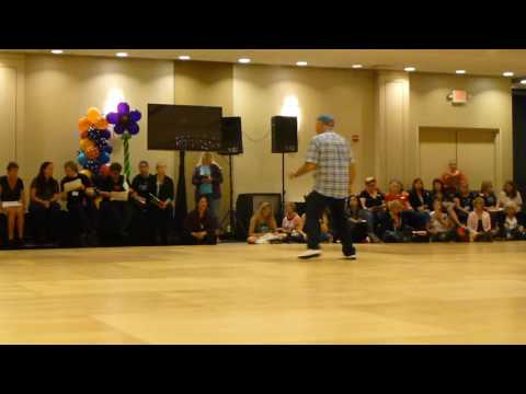 Maybe Baby Line Dance by Frank Trace Demo @WCLDM 2016