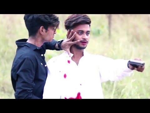 Very Sad Heart Touching Love Story   Zindagi Ne Zindagi Bhar Gham Diye Song   Hasnain & Priyam 2019