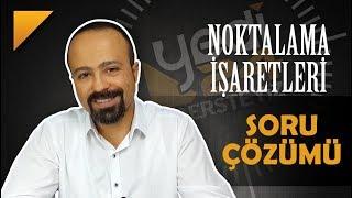 """Noktalama İşaretleri - SORU ÇÖZÜMÜ / """"YKS-KPSS"""", """"Önder Hoca"""""""
