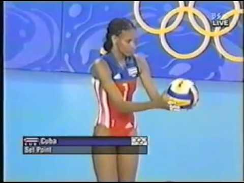 Cuba vs Russia Finale Sidney 2000