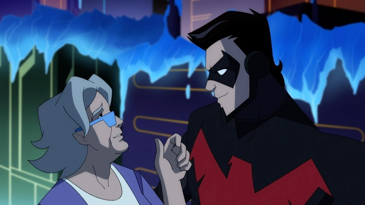 "Batman in Animation - ""Heroes Among Us"""