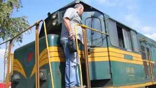 661-119 GM Serbian Cargo locomotiv,test engine