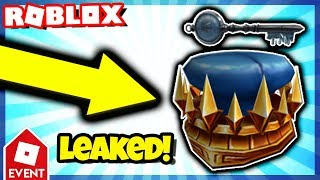 *OFFICIAL* CRYSTAL KEY LOCATION LEAKED *CONFIRMED* (Roblox Ready Player One Event)