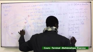 Exercices - Troisieme  - Mathematiques : Exercice D'application - 2ère Partie