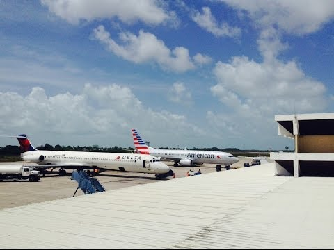 Belize Airport Movements
