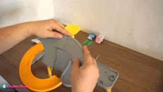Обзор игрушки Гараж Robocar Poli XZ-154 RP
