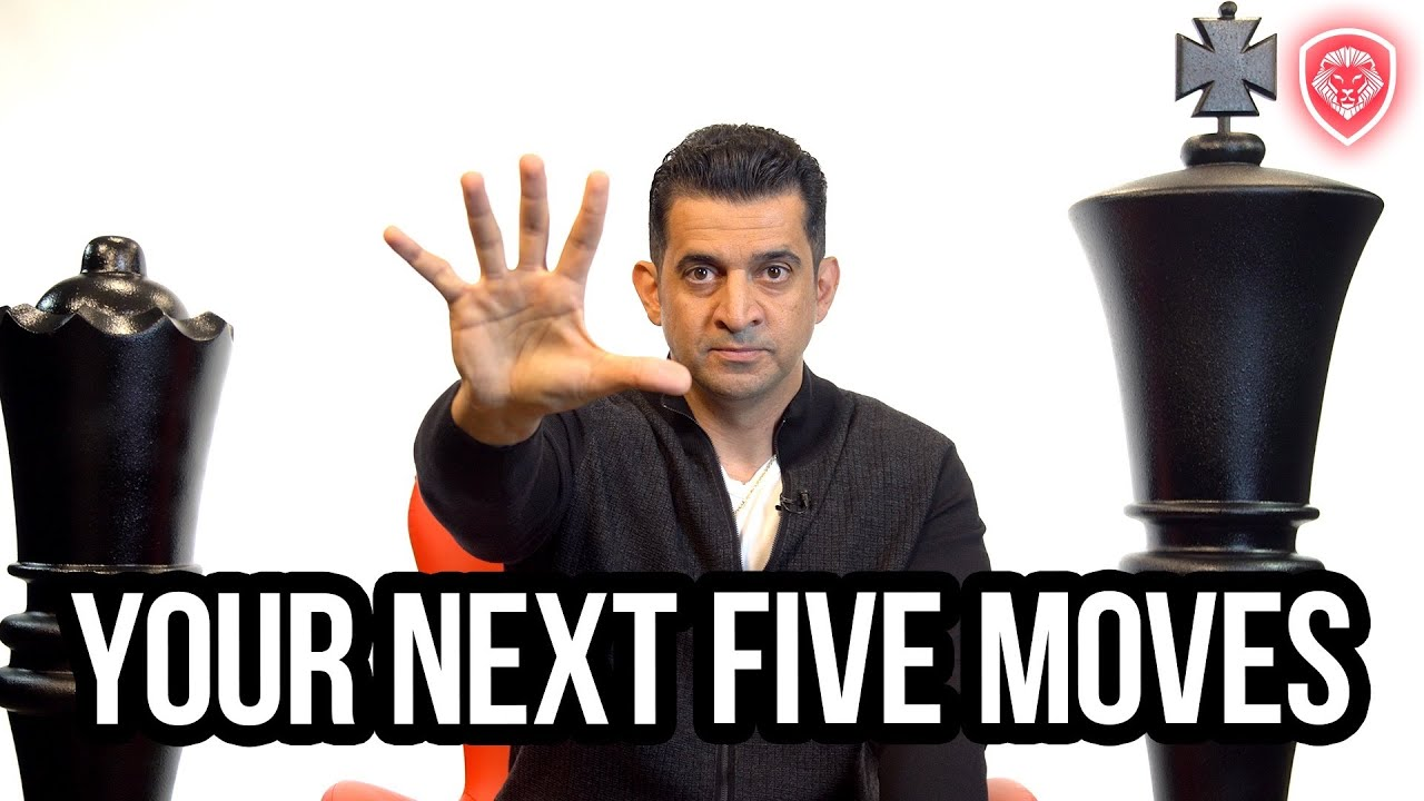 Your Next 5 Moves as an Entrepreneur