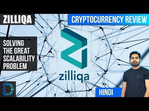 Cryptocurrency Review - Zilliqa (ZIL) - Future of Public Blockchain -Price Prediction - [Hindi/Urdu]