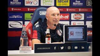 Cagliari-ChievoVerona, le parole del post-partita
