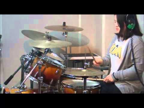 김나연   본능적으로 (드럼녹음수업) 엠피아실용음악학원