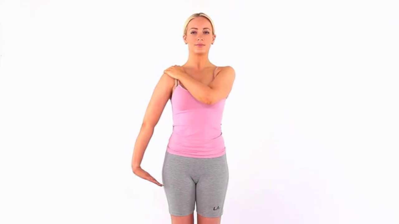 Radial nerve stretch 1 - YouTube