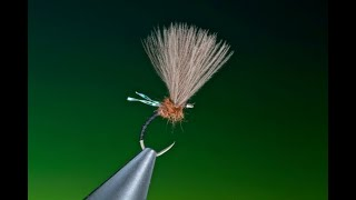 How to tie a Miḋge emerger with Barry Ord Clarke