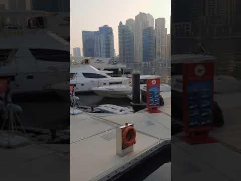 DUBAI TOUR 2021   Dubai Marina Yatch Club   Modern Yatch   #shorts   #trending  