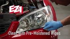 EZ1 Headlight Restoration Application Training