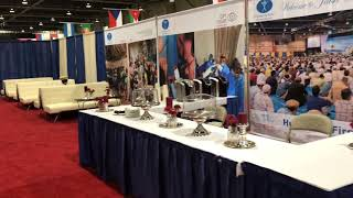 Humanity First Exhibition at Jalsa USA 2018
